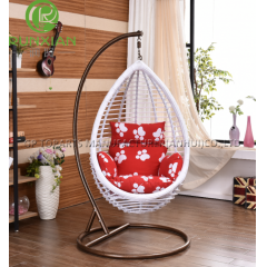 wicker chair egg swing chair