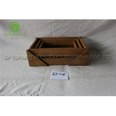 high quanlity wooden box